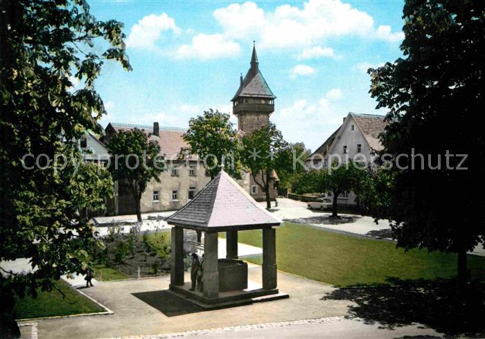 AK / Ansichtskarte Hollfeld Gasthaus und Brauerei zur weissen Taube Kat. Hollfeld