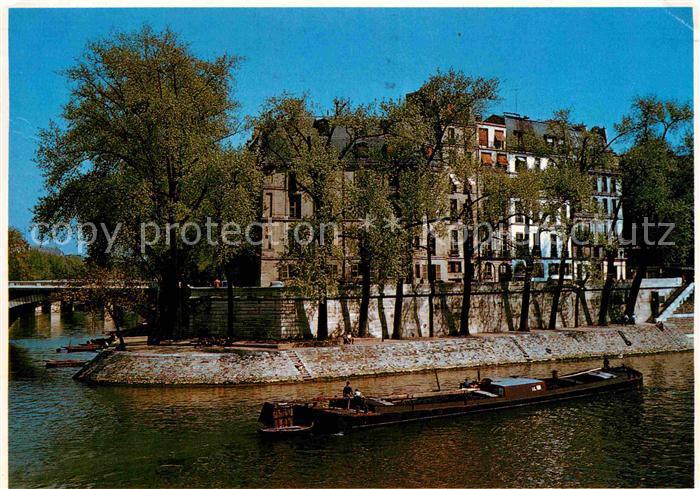 AK / Ansichtskarte Paris Ile Saint Louis Kat. Paris