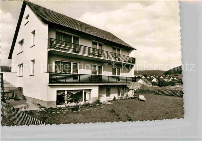 AK / Ansichtskarte Bad Pyrmont Haus Sonnenwinkel Kat. Bad Pyrmont