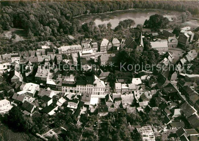 AK / Ansichtskarte Gadebusch Fliegeraufnahme Kat. Gadebusch