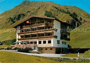 AK / Ansichtskarte Laret Hotel Cresta Rustica  Kat. Samnaun