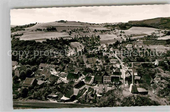 AK / Ansichtskarte Hochstein Pfalz Panorama Kreuz Kat. Winnweiler