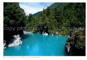 AK / Ansichtskarte Neuseeland Hokitika Gorge Kat. Neuseeland