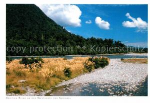 AK / Ansichtskarte Neuseeland Hokitika River Kat. Neuseeland