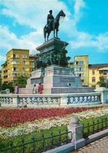AK / Ansichtskarte Sofia Sophia Monument des freres Denkmal der Brueder Befreier Kat. Sofia