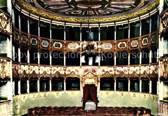 AK / Ansichtskarte Theater Badia Polesine Teatro sociale  Kat. Theater