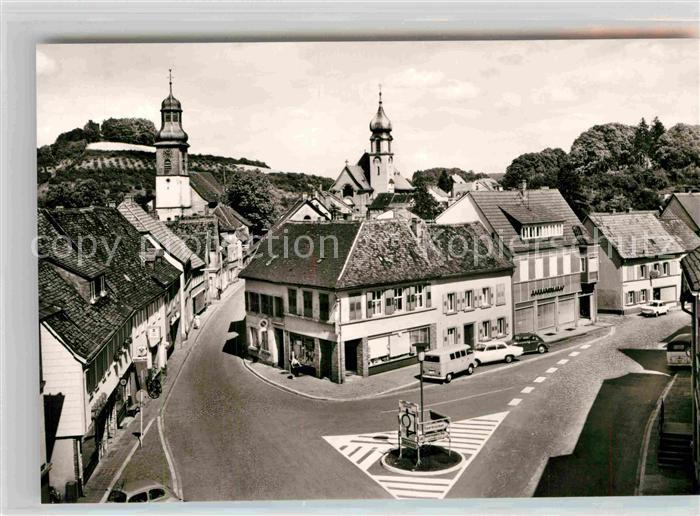 AK / Ansichtskarte Winnweiler Marktplatz Kat. Winnweiler