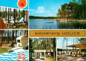 AK / Ansichtskarte Holice Autocamping Hluboky Kat. Holice