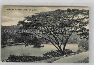 AK / Ansichtskarte Kandy Sri Lanka Panorama