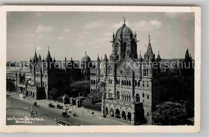 AK / Ansichtskarte Bombay Mumbai Victoria Tempel 0
