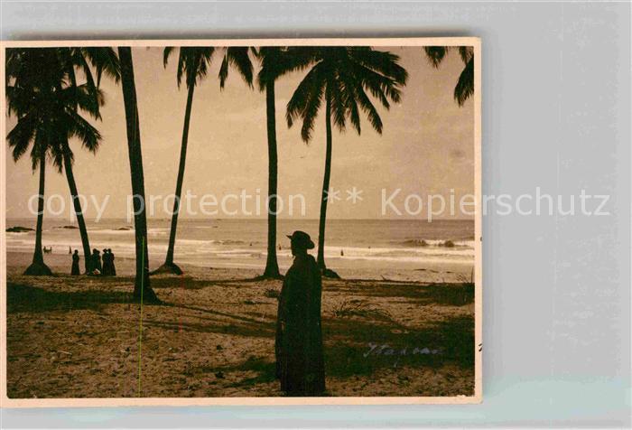 AK / Ansichtskarte Bahia Strand Kat. Bahia