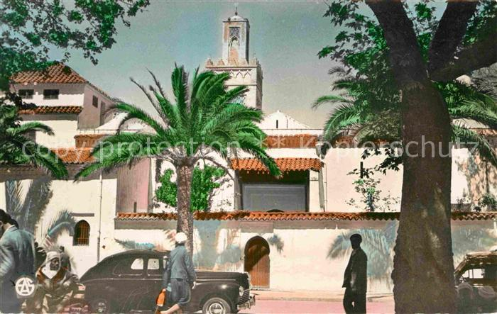 AK / Ansichtskarte Tlemcen La Grande Mosquee Kat. Algerien