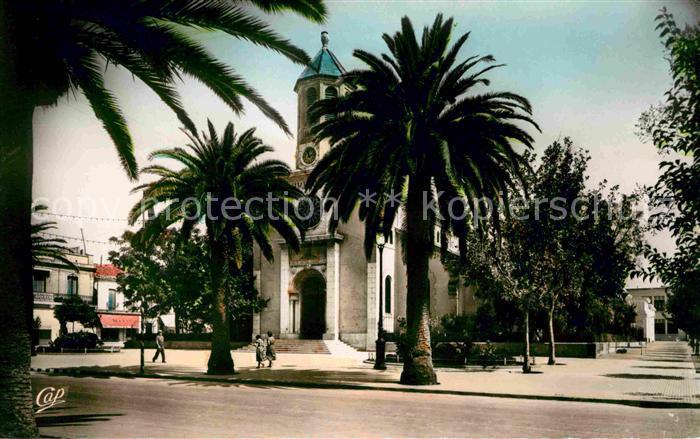 AK / Ansichtskarte Sidi Bel Abbes Eglise Kat. Algerien