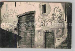 AK / Ansichtskarte St Legier Fresques du peintre Beguin Kat. St Legier