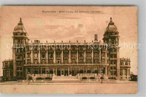 AK / Ansichtskarte Montevideo Uruguay Hotel Casino del Balneario Carrasco Kat. Montevideo