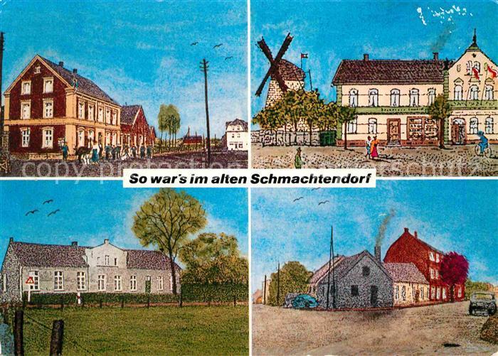 AK Ansichtskarte Frintrop Altes Schmachtendorf Kat. Essen