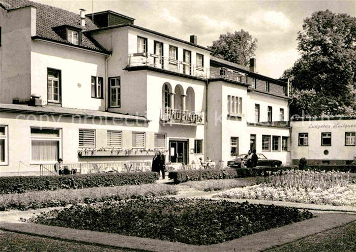 AK / Ansichtskarte Bad Breisig Kurhaus Kat. Bad Breisig