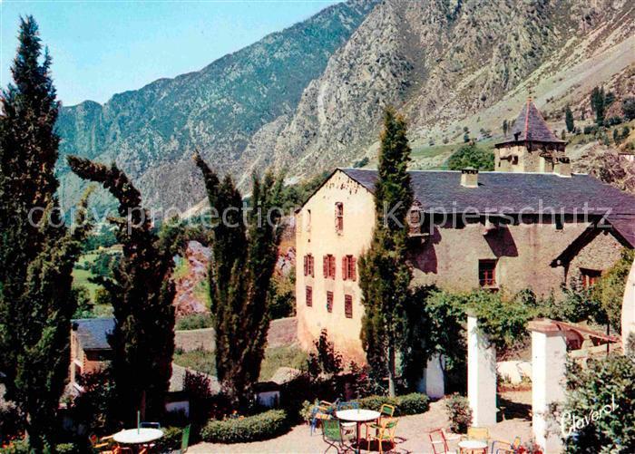 AK / Ansichtskarte Andorra La Vella Casa de la Vall Kat. Andorra La Vella