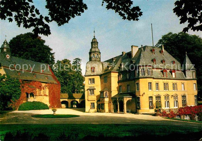 AK / Ansichtskarte Bassenheim Burg Kat. Bassenheim