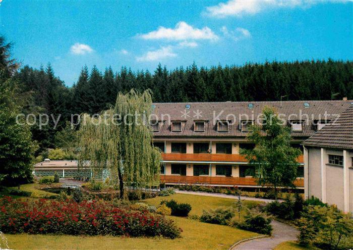 AK / Ansichtskarte Garbeck Schwesternhaus St Elisabeth Kat. Balve