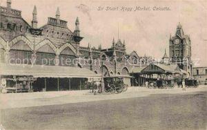 AK / Ansichtskarte Calcutta Sir Stuart Hogg Market Kat. Calcutta