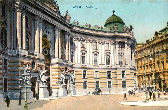 AK / Ansichtskarte Wien Hofburg Kat. Wien