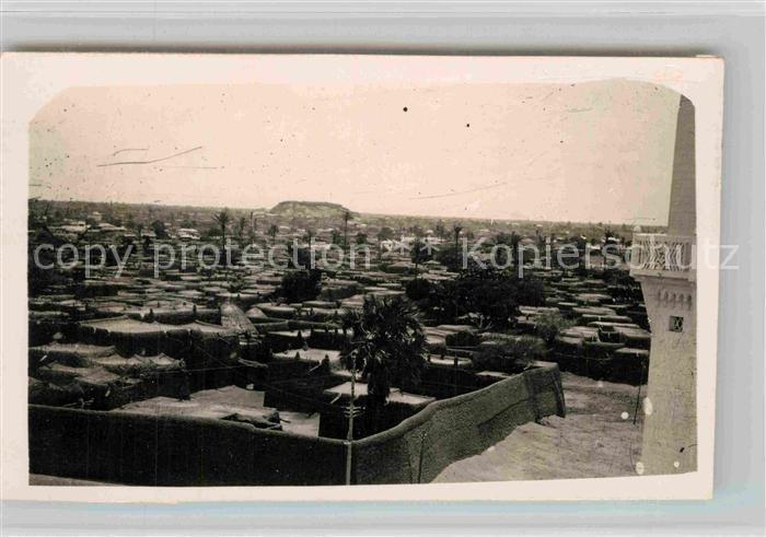AK / Ansichtskarte Nigeria Teilansicht Kat. Nigeria
