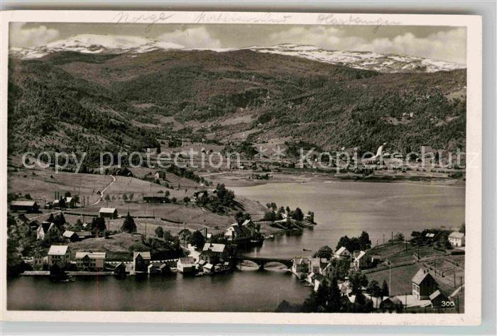AK / Ansichtskarte Norheimsund Hardangerfjord Kat. Norwegen