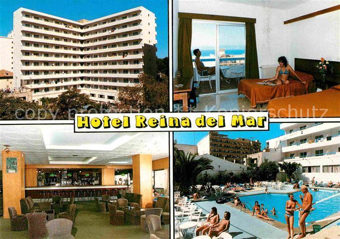 Hotel Reina Del Mar Arenal Maiorca
