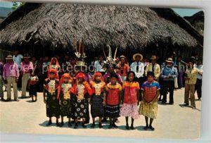 AK / Ansichtskarte San Blas Fiesta en el Dia de los Indios Kat. Panama