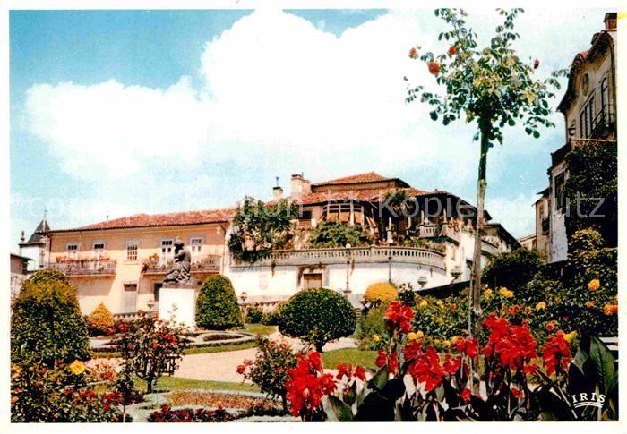 AK / Ansichtskarte Viseu Casa Museu de Almeida Moreira Kat. Viseu