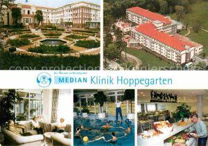 AK / Ansichtskarte Dahlwitz Hoppegarten Median Klinik Hoppegarten  Kat. Hoppegarten