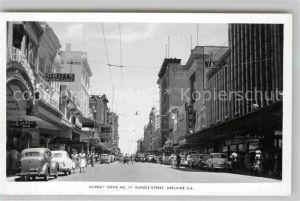 AK / Ansichtskarte Adelaide Rundle Street Kat. Adelaide