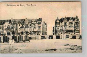 AK / Ansichtskarte Duinbergen La Digue Cote Ouest Kat.