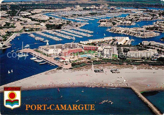 Ak ansichtskarte port camargue grau du roi cap chabian kat le grau du roi nr kb37240 - Le grau du roi port camargue ...