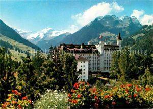 AK / Ansichtskarte Gstaad Palace Hotel Kat. Gstaad