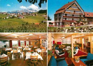 AK / Ansichtskarte Schwellbrunn Pension Sonnenberg Kat. Schwellbrunn