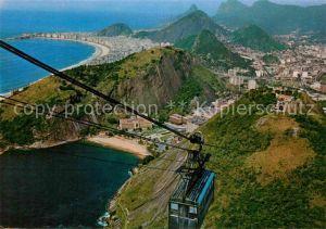 AK / Ansichtskarte Rio de Janeiro Panorama  Kat. Rio de Janeiro