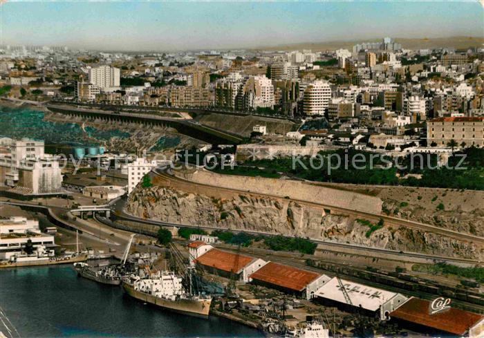 AK / Ansichtskarte Oran Algerie Vue sur le Front de Mer Kat. Oran