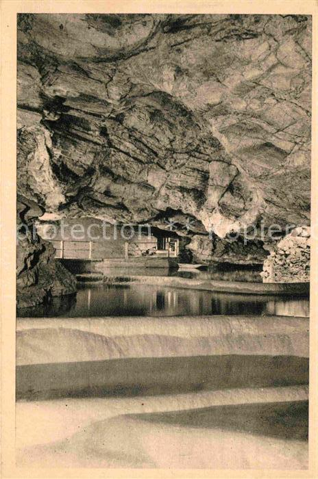 AK / Ansichtskarte Hoehlen Caves Grottes Padirac Les Grands Gours  Kat. Berge