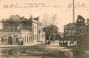 AK / Ansichtskarte Alais Place de la Mairie Kat. Ales