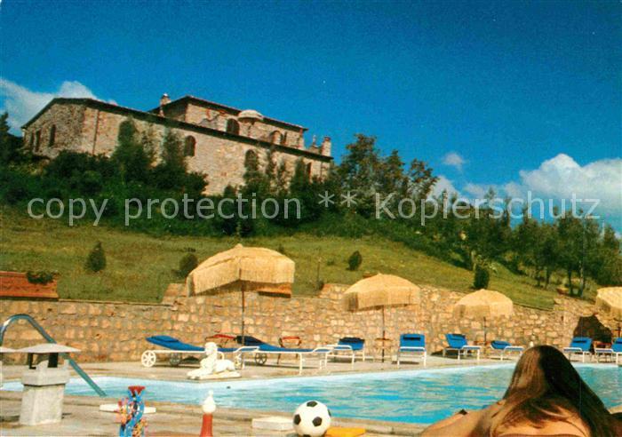 AK / Ansichtskarte Jona Casa Cavallo di Toscana Swimming Pool Kat. Jona