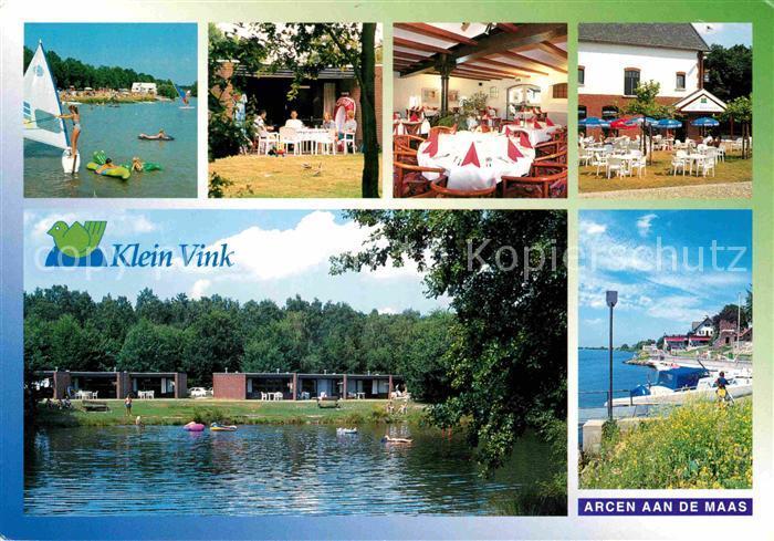 AK / Ansichtskarte Arcen Rekreatiepark Klein Vink Erholungspark Kat. Venlo