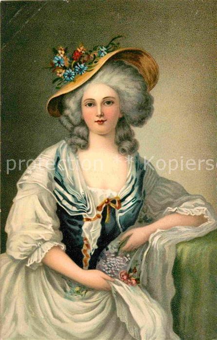 AK / Ansichtskarte Adel Frankreich Elisabeth de France  Kat. Koenigshaeuser