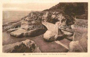 AK / Ansichtskarte Saint Palais sur Mer Le Pont de la Corniche Kat. Saint Palais sur Mer