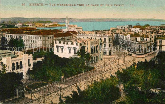AK / Ansichtskarte Bizerte Gesamtansicht  Kat. Tunesien