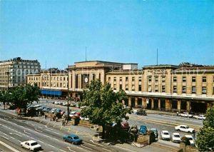 AK / Ansichtskarte Geneve GE Gare et Hotel Cornavin Kat. Geneve
