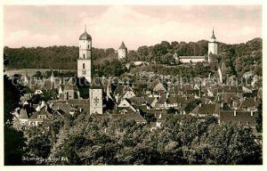 AK / Ansichtskarte Biberach Riss Weisser Turm Gigelturm Kat. Biberach an der Riss