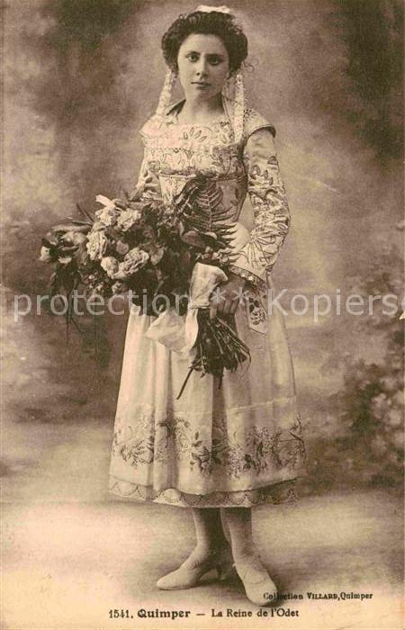AK / Ansichtskarte Quimper La Reine de l Odet Kat. Quimper