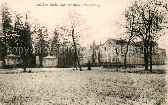 AK / Ansichtskarte Jarville la Malgrange College de la Malgrange Vue generale Kat. Jarville la Malgrange